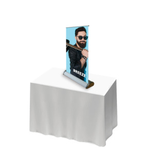 Desk Top Roll Up Banners