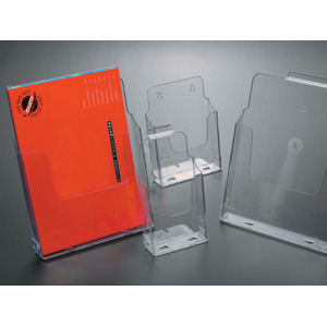 Literature Holders - Acrylic