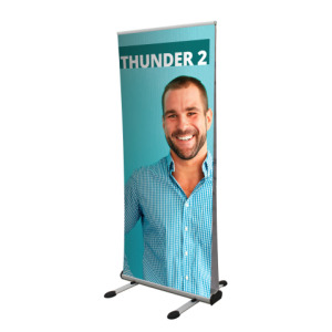 Outdoor Roll Up Banners