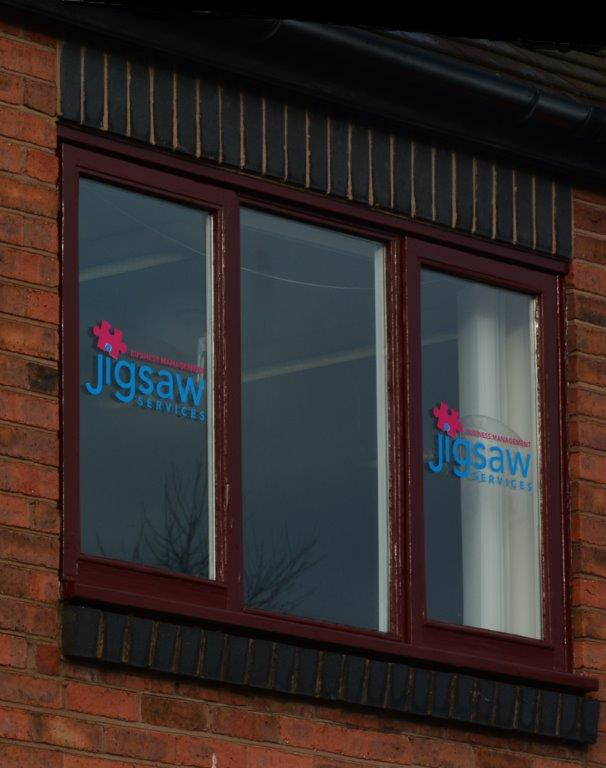 Jigsaw Window Vinyls