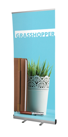 Grasshopper Roll Up Banner
