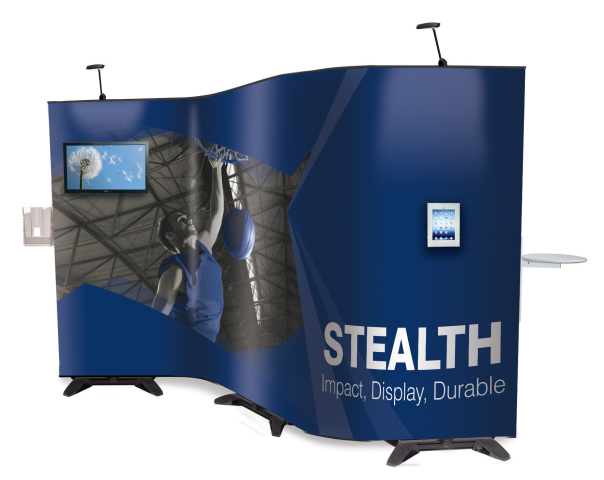 Stealth Modular Roll Up Banners