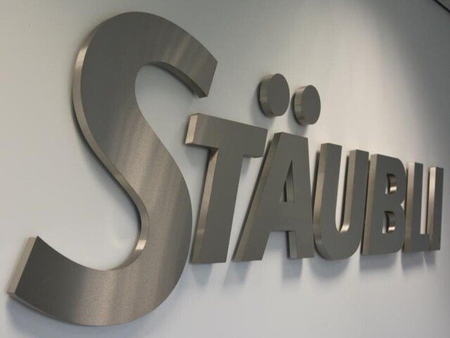 Staubli Built Up Letters for Signs