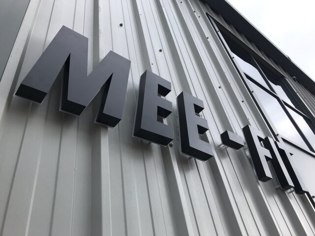 Mee Fit Built Up Letters for Signs