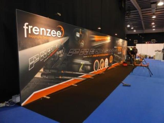 Frenzee Exhibition Tension Fabric Display
